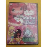 Dvd Moranguinho Com Muito Brilho - Novo Original E Lacrado