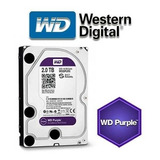 Disco Duro Interno 2tb Wd Purpura Para Dvr Icloud (oferta)