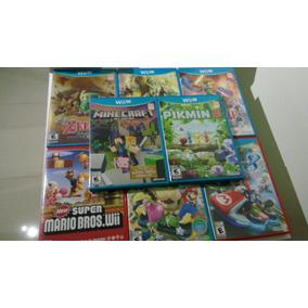 Jogos Para Wii U. Escolha Até 3 Jogos (leia A Descrição)