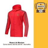 Jaqueta Corta Vento Bayern De Munique no Mercado Livre Brasil 4d0c15e014d0c