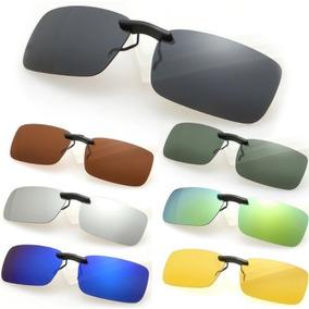 adcef7a6a87ec Armação De Óculos Com Uma Lente (marrom) De Sobrepor. - Óculos no ...