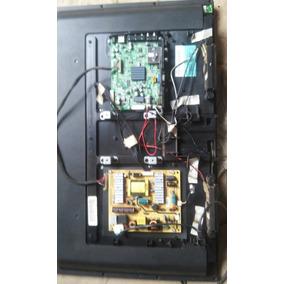 Placa Principal Da Tv Sti Semp Toshiba Dl2970(a)w Mais Cabos