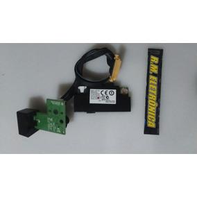 Conjunto Botão Pwr E Wireless Un40h5103