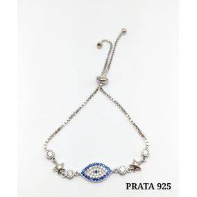 524c6ecbfb8 Pulseiras Prata Estrela Feminina - Pulseiras e Braceletes de Prata ...