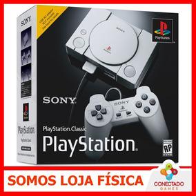 Console Sony Playstation Classic 20 Jogos Original