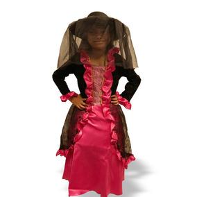 Disfraz De Catrina - Disfraces en Mercado Libre México 2f343a5e4e1