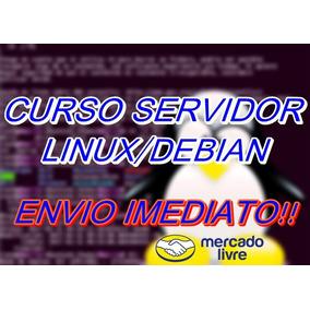 Novo Melhor Curso Completo De Servidor Linux Debian 33a03b8df5a