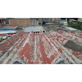 5 Laminas De Asbesto De 5.00x1.00 Mts