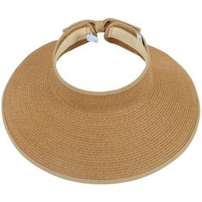 Sombrero Pava Dama Natural Nogal - Ropa y Accesorios en Mercado ... ffe845a26fb