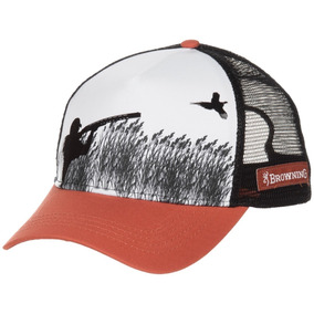 Gorra Browning Buckmark Caceria Pesca Campismo Realtree Roos