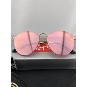 99dabcd031 Óculos De Sol Ray Ban Rb3574 Round Blaze Original · 3 cores