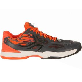 Calzado De Tenis Hombre Ts990 Negro Naranja