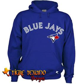 Sudadera Mlb Blue Jays De Toronto By Tigre Texano Designs