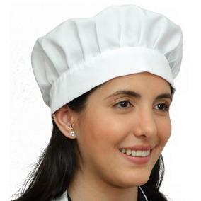 Toucas Para Cozinha Oxford Branca - Acessórios da Moda no Mercado ... b7fefc6b845