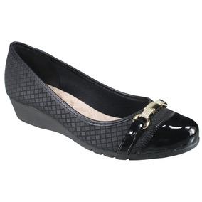 c02d16bff8 Sapato Feminino Pontal Calçados Anabela Moleca - Sapatos no Mercado ...