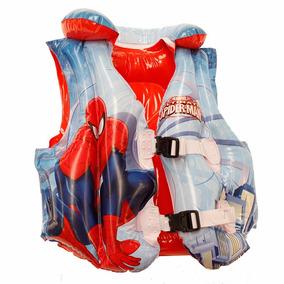 Bestway Chaleco Salvavidas - Ultimate Spider-man Rojo/azul