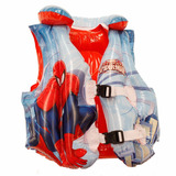 Bestway Chaleco Salvavidas - Ultimate Spider-man Rojo/azul
