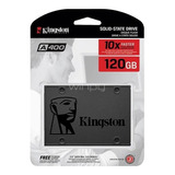 Disco Duro Solido 120gb Ssd Kingston A400 - Mercadopago