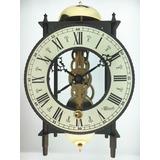 Reloj De Mesa Mecanico Aleman Tipo Esqueleton 8 Dias Nuevo 393a2fc77b1e7