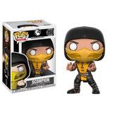 Mortal Kombat-scorpion Funko Pop Ofertas Bolaños Bolw