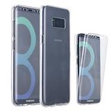 Funda Lontect Tpu Transparente P/samsung Galaxy S8 Plus