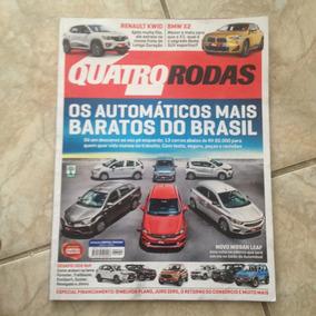 Revista Quatro Rodas 706 Mar2018 Os Automáticos Mais Baratos