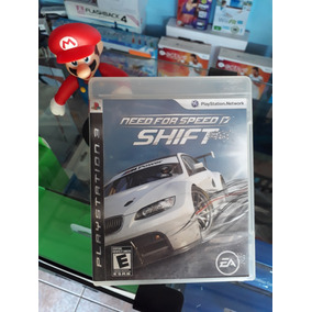 Need For Speed Shift Ps3 Para Playstation 3 (usado)