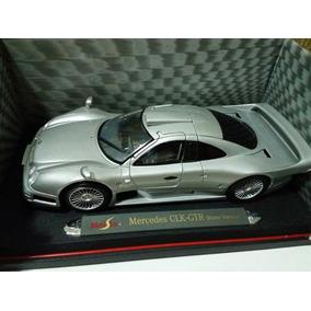 Miniatura Mercedes Clk Gtr Maisto
