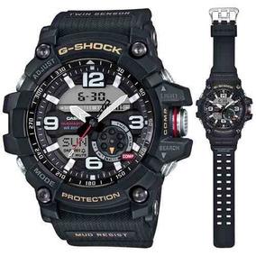 Relógio Casio G-shock Gg 1000-1adr Mudmaster Militar Novo