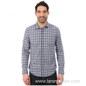 Camisa Casual De Caballero Calvin Klein Talla S Nueva 1,199$