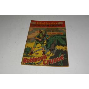 Edição Maravilhosa Nº 18 - Robinson Crusoé -12/1949-original