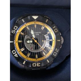 bdd37c1c433 Relógio Technos Acqua 100 Atm 8215ah 5y Titanium - Relógios De Pulso ...