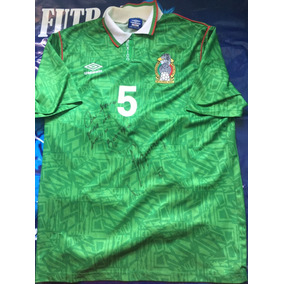 Jersey Seleccion Mexicana Ramon Ramirez 1994 Talla M Local. Distrito  Federal · Selección Mexicana Umbro 5f72fd0580ef1
