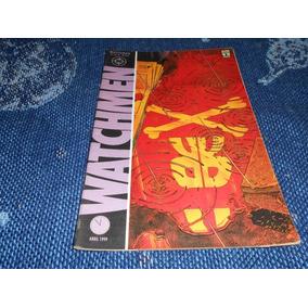 Hq Watchmen Nº 5 - Alan Moore - Editora Abril - 1999