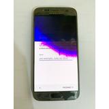 Samsung Galaxy S7 32g,para Peças,mancha No Display,no Estado