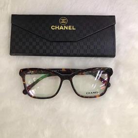 3028c375a0e59 Oculos Feminino Dijon Branco Importado Armacoes Chanel - Óculos ...
