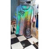 Camisa Psycodelic Psy Rave