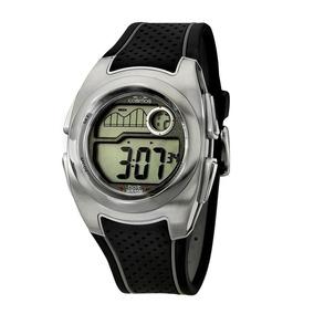 Relógio Masculino Digital Cosmos Os40932q - Preto