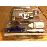 Camionetas Greenlight Escala 1:64, Serie Hitch And Tow