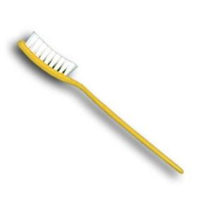 Cepillo De Dientes Gigante Color Amarillo Mide 15 Pulgadas 45a371496252