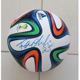 Bola Brazuca Adidas Copa Do Mundo Da Fifa 2014 (réplica) - Futebol ... e0d5fd05dfb90