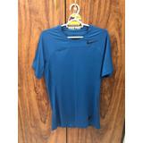 Camisa Nike Pro Azul