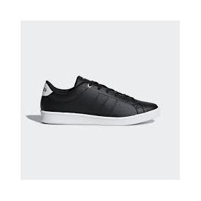 Tenis adidas Advantage Dama Negro Blanco 23-25.5 Original