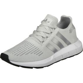 f902cd2e9c Adidas Swift Run Negros - Tenis Adidas para Hombre en Mercado Libre ...