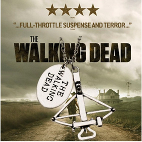 Colar The Walking Dead Daryl Dixon Besta Twd