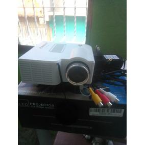 Video Beam Projector Lcd Mini