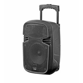 Caixa De Som Multifuncional Ativo Amplificadora 100w Rms
