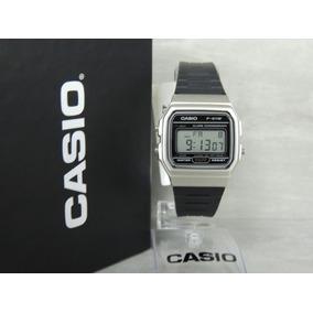 82f985ac413 Relógio Casio Vintage Unissex F-91wm-7adf Com Nota Fiscal