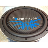Subwoofer 12 Plano ( Slim ) Soundstream Doble Bobina Xp1200s