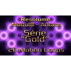 Vj Loops Pack 17605970 - Resolume - Modul8 - Arkaos